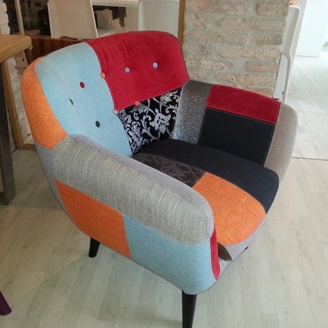 poltroncina design outlet divani a prezzi scontati