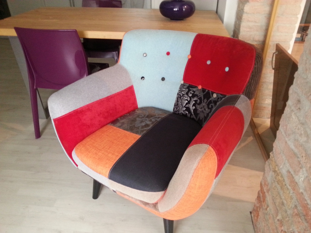poltroncina design outlet