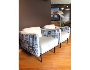 Poltroncina in stile Design Con seduta fissa a prezzi convenienti