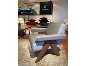 Poltroncina in stile Design Con seduta fissa a prezzi outlet