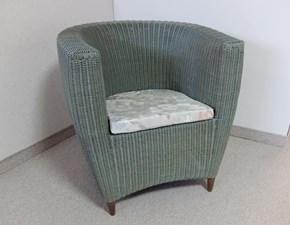 Poltroncina in stile Rustico Con seduta fissa a prezzi convenienti