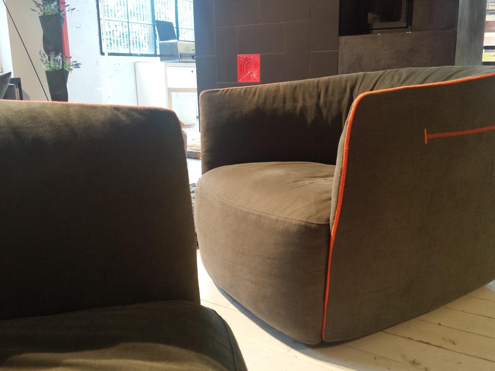 poltrone design poliform scontate del 45 divani a