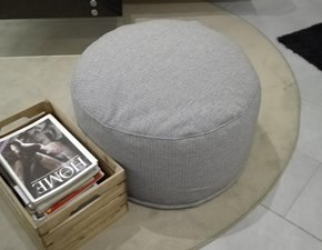 Pouf Vanity Samoa in Offerta Outlet