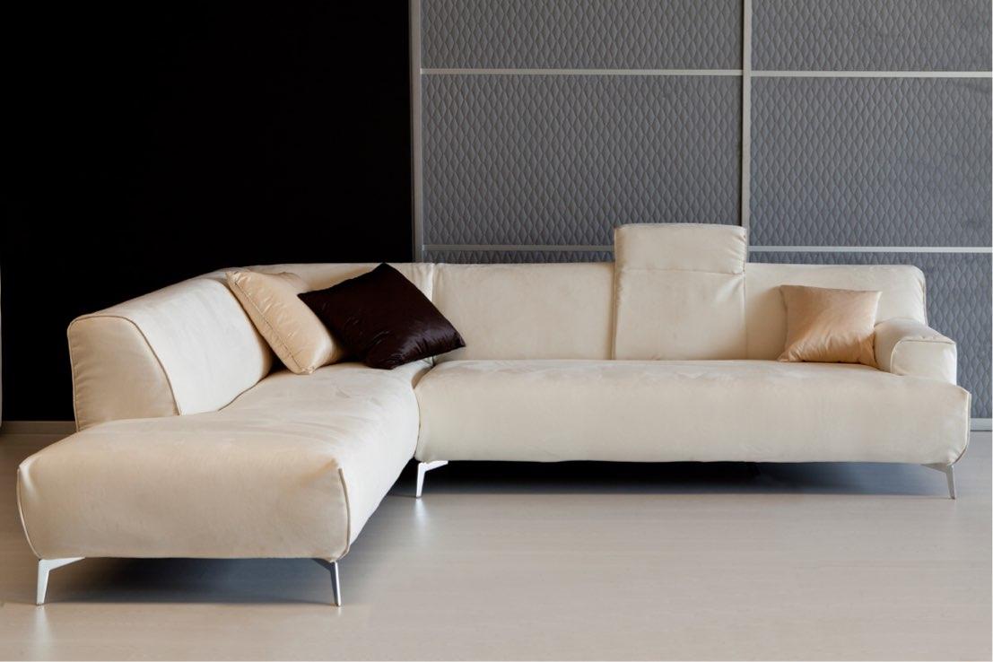 Divano relaxia urban chic divani con chaise longue for Divani moderni con chaise longue