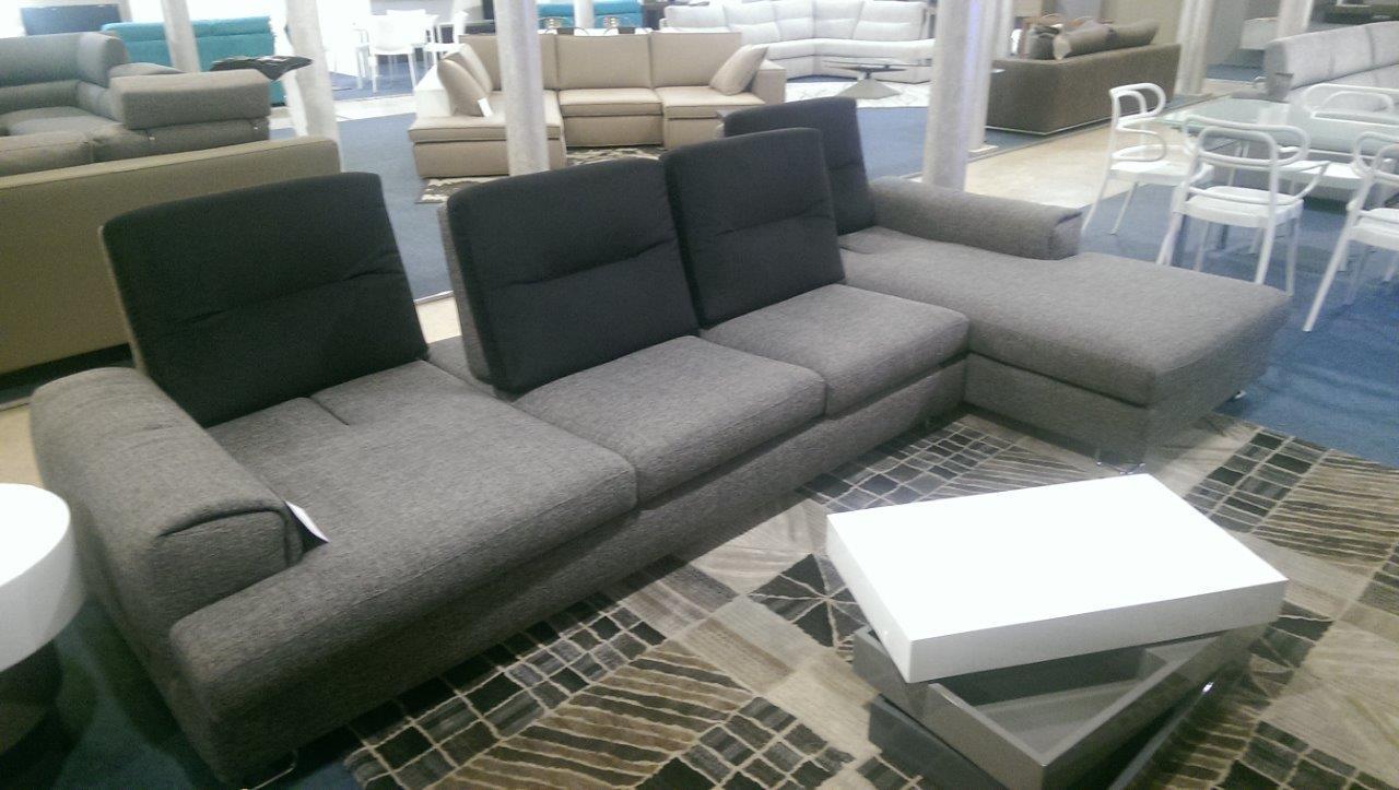 Rigo salotti divano piazzagrande scontato del 62 - Divano con seduta allungabile ...
