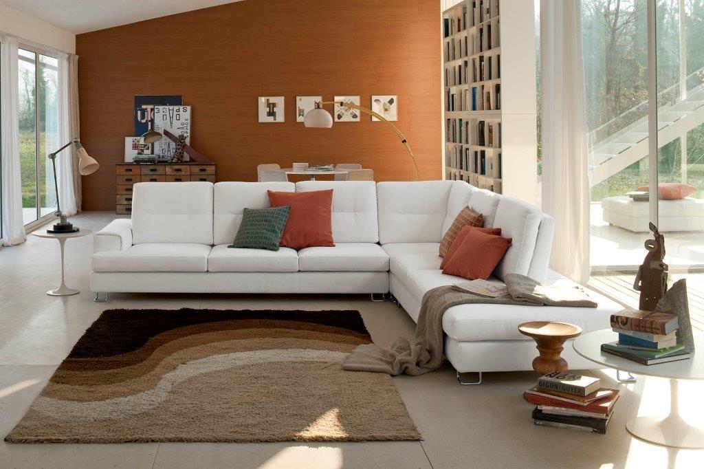 Rigo salotti divano piazzagrande scontato del 62 for Salotti immagini