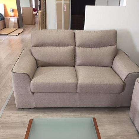 Rosini salotti divano malaga mini divani lineari tessuto for Divani rosini