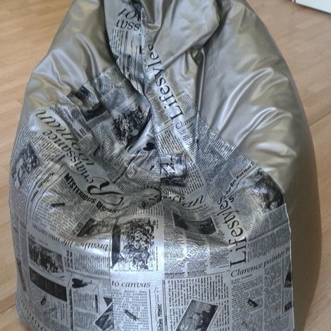 Sacco poltrona in promo divani a prezzi scontati for Poltrona sacco prezzi