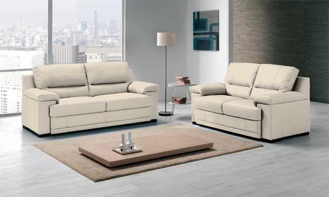 Divano lavinia divano pelle divani a prezzi scontati for Divani 3 posti moderni