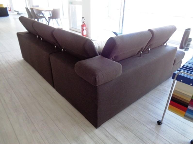 Divano samoa glint samoa sedute estraibili con poggiatesta - Imbottitura divani poliuretano ...
