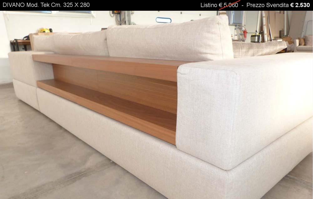 Sottocosto divano tek divani a prezzi scontati for Tek arredamenti