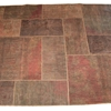 Tappeto patchwork Persiano 212x150cm