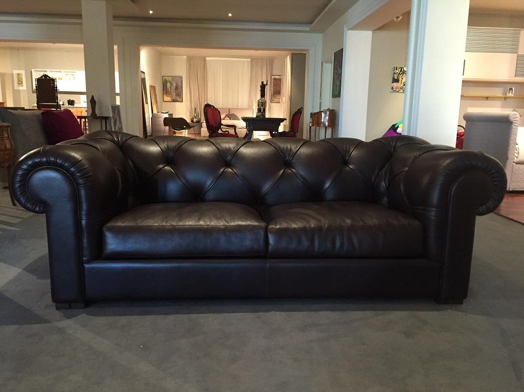 Divano pelle valdichienti in offerta divani a prezzi for Outlet arredamento divani