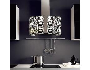 Cappa Falmec Mirabilia zebra a prezzo scontato