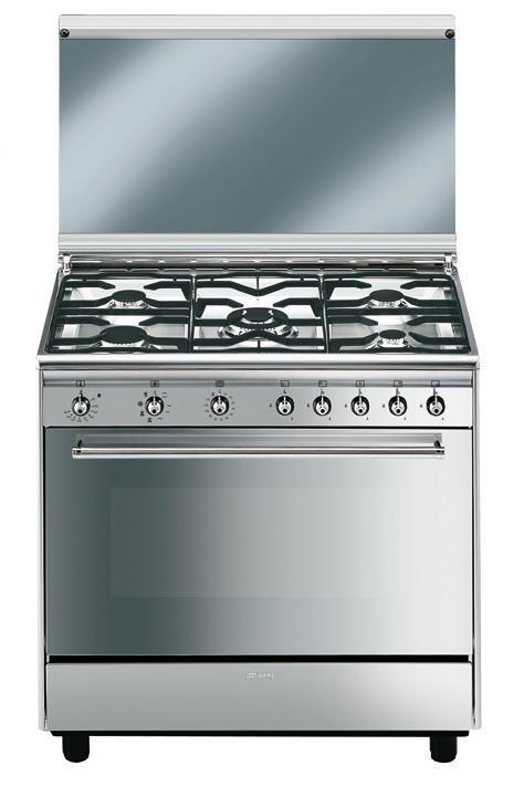 Prezzo cucina a gas 91 images bieffebi s r l cucina a gas a giorno 720 cucina - Bompani cucine a gas ...