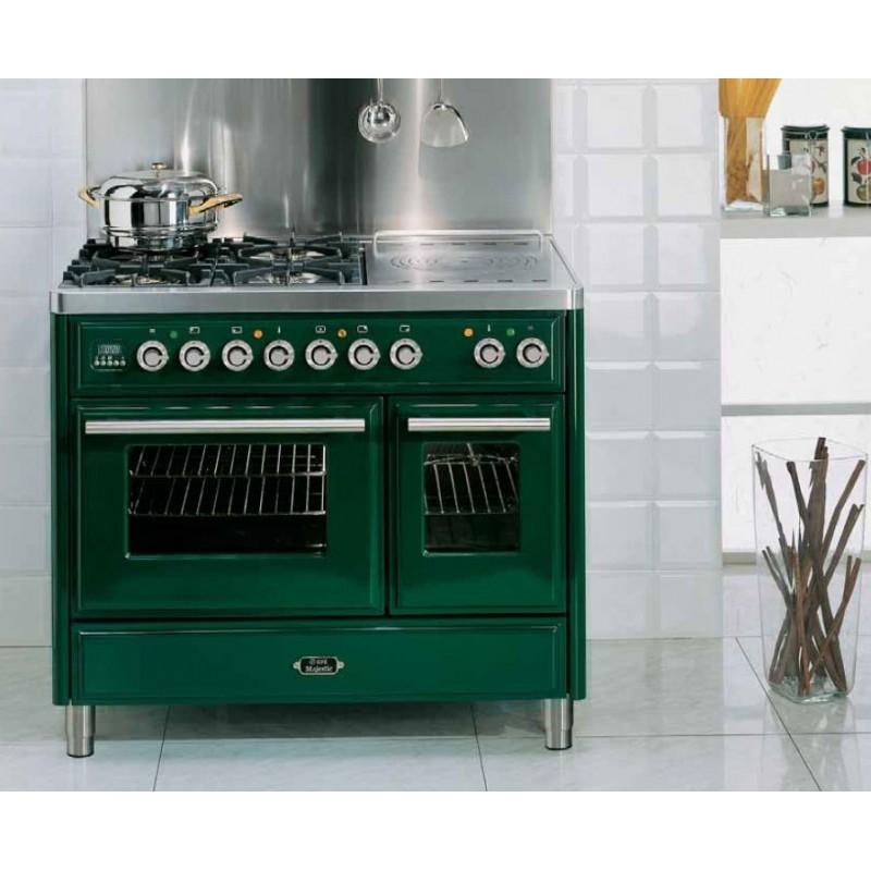 Cucina ilve modello mtd100sde3 majestic elettrodomestici - Elettrodomestici in cucina ...