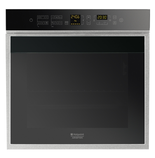 Forno da incasso hotpoint ariston fk 1037 en for Forno ad incasso ariston