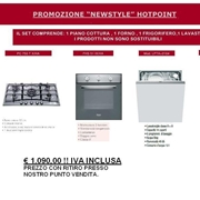 Offerta hotpoint ariston