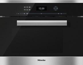 Forno Mìele Dgm 6401 - forno combinato vapore + microonde a prezzo ribassato 52%