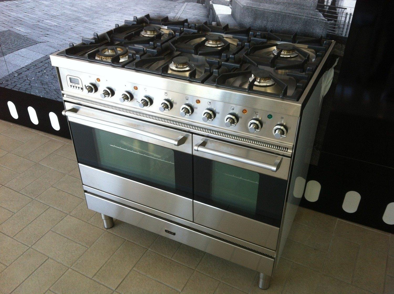 Forno piano cottura ilve elettrodomestici a prezzi scontati - Cucine a gas ikea ...