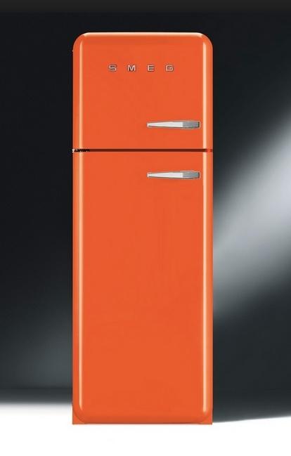 Rivenditori frigoriferi smeg tovaglioli di carta for Frigorifero bombato