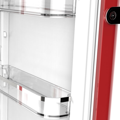 frigo kitchenaid modello iconic fridge elettrodomestici. Black Bedroom Furniture Sets. Home Design Ideas