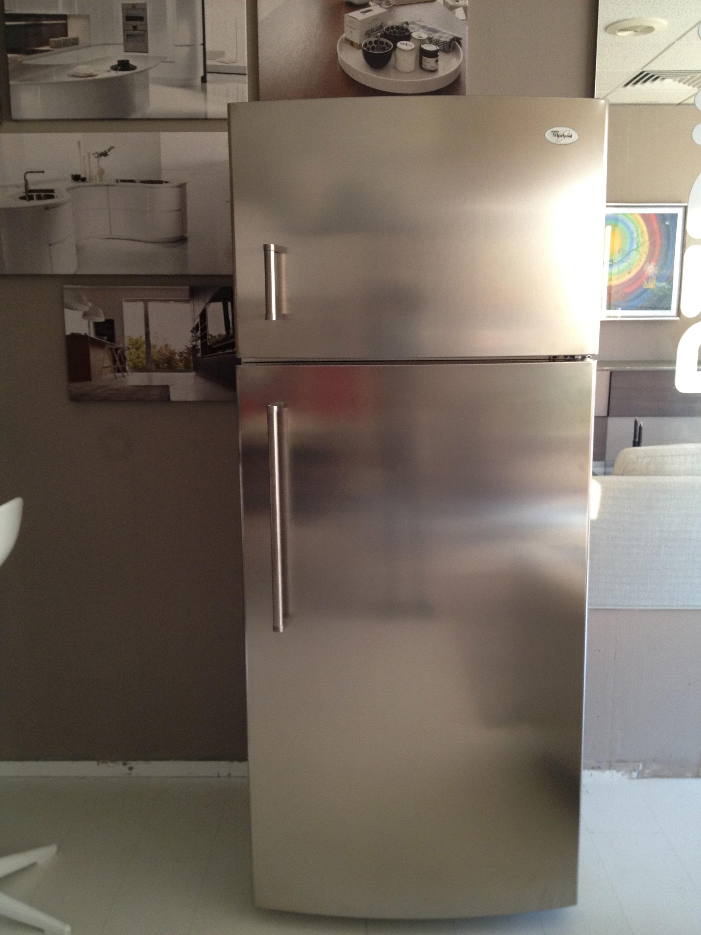 frigo whirlpool acciaio inox elettrodomestici a prezzi. Black Bedroom Furniture Sets. Home Design Ideas