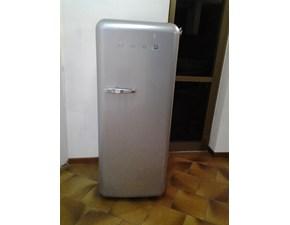 frigorifero da accosto smeg estetica anni 50 modello fab28rx
