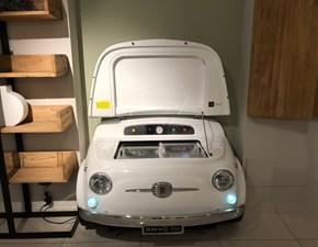 Frigorifero Fiat 500- smeg Smeg a prezzo Outlet