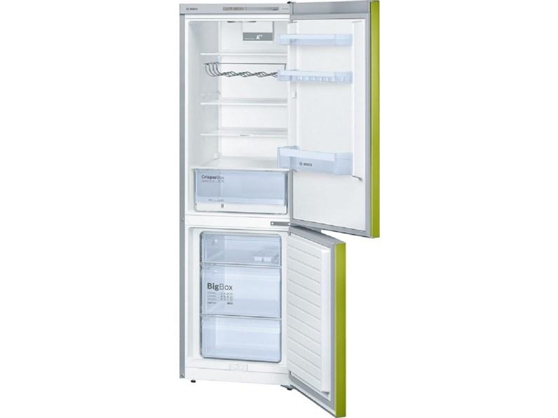 Elettrodomestico bosch frigo combi bosch classe a verde lime for Combi arredamenti