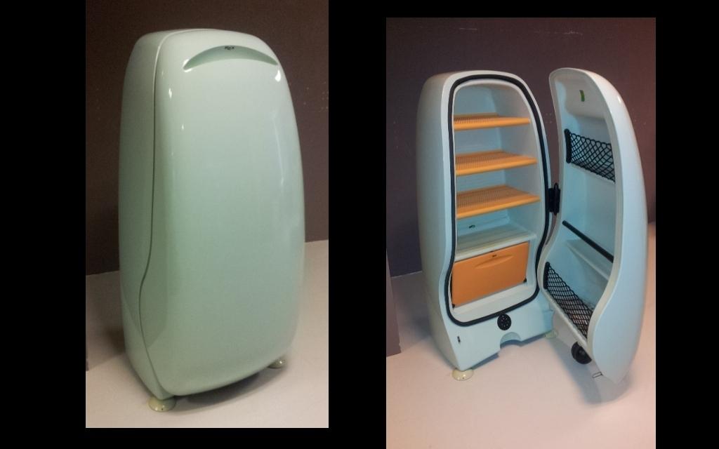 Frigorifero Rex anni 50 - Elettrodomestici a prezzi scontati