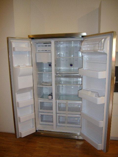 Frigorifero samsung rs211acc1 elettrodomestici a prezzi for Nuovo frigo samsung