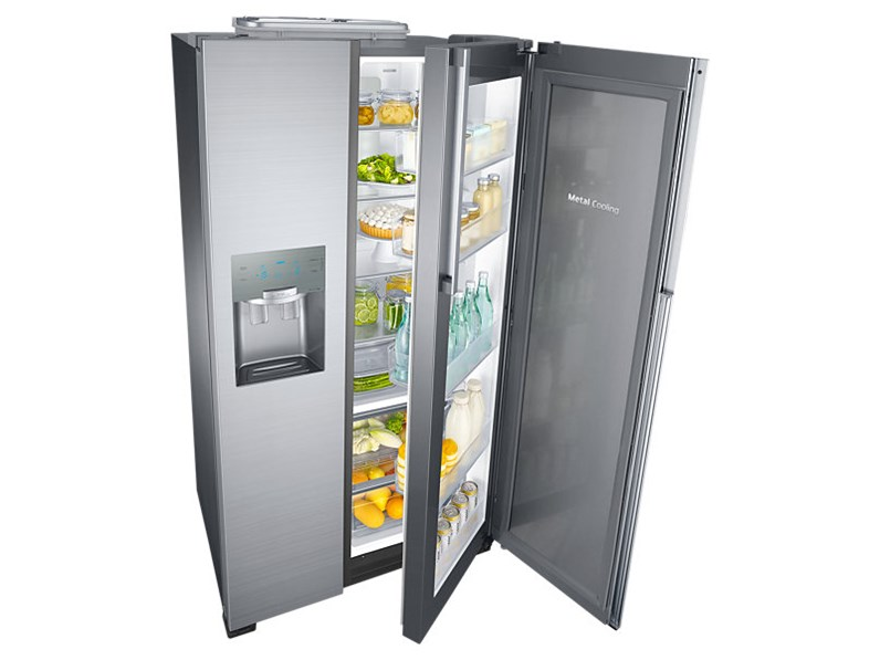 Beautiful Samsung Frigo Side By Side Gallery ...