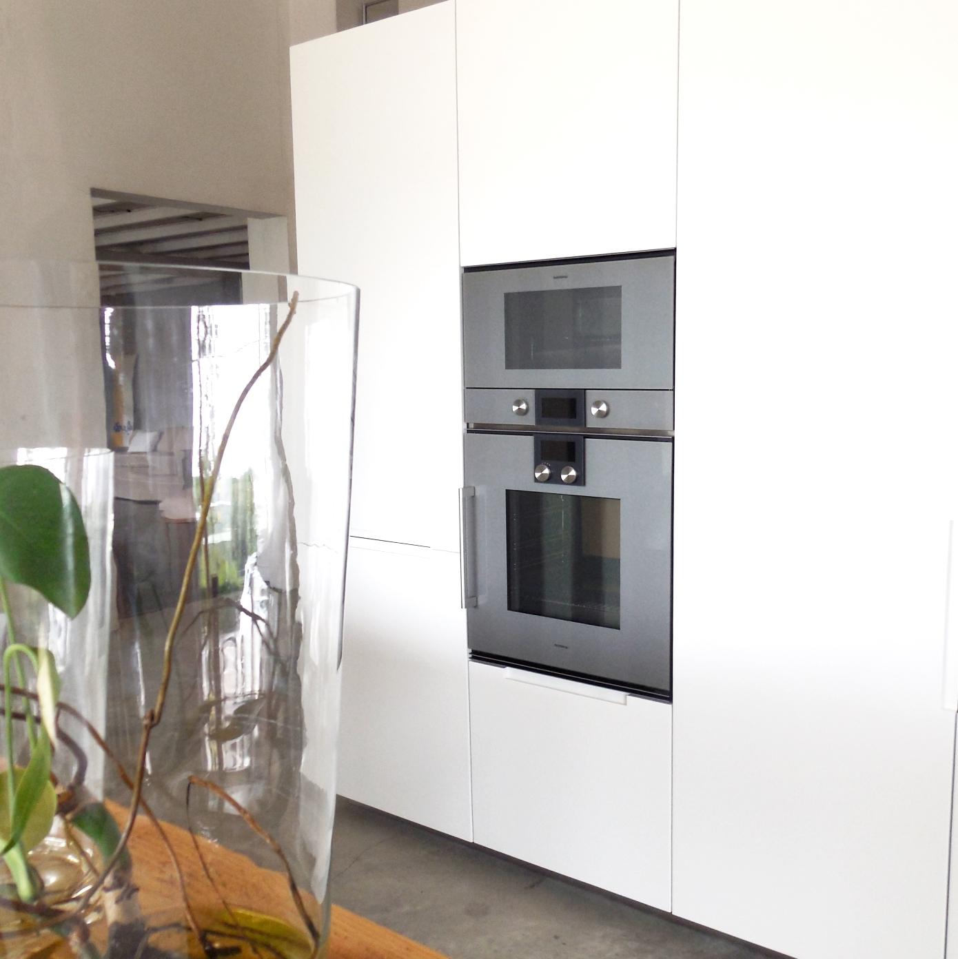 Elettrodomestico gaggenau forno microonde cucina - Elettrodomestici in cucina ...