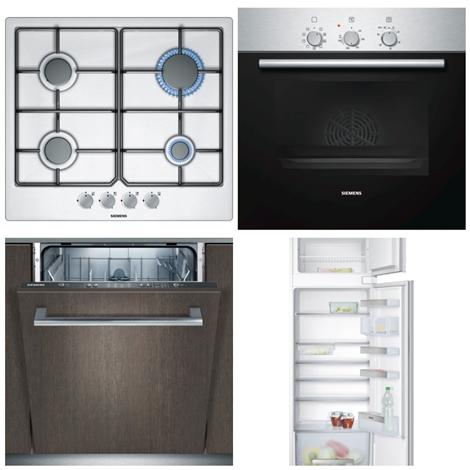 Mobili da cucina di grandi dimensioni: Offerta elettrodomestici incasso