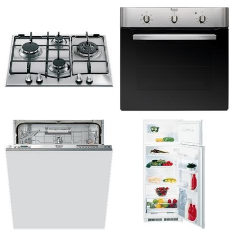 Mobile piano cottura e forno piccoli elettrodomestici da cucina - Mobile piano cottura ...