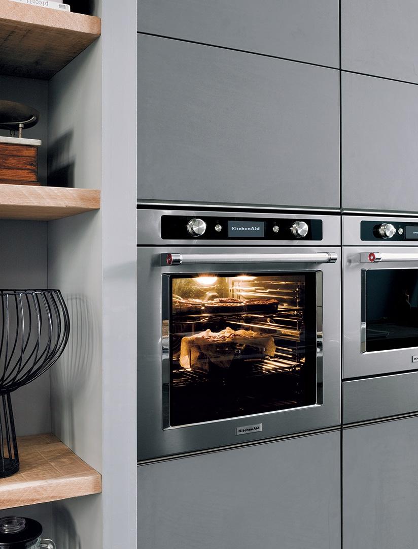 Kitchen aid elettrodomestico forno multifunzione for Forno multifunzione