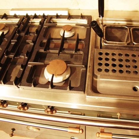 Lacanche chambertin blocco cucina macchina del gas - Elettrodomestici cucina a gas ...