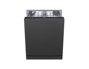 Lavastoviglie Smeg Smeg stp522 - lavastoviglie, scomparsa totale, 60 cm, numero coperti: 13, nero, a++  a prezzo scontato
