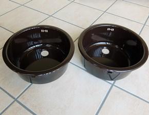 Lavello Artigianale 2 lavelli rotondi a prezzo scontato