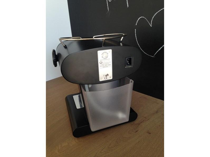 Macchina da caffè macinato X1 Francis Francis, colore nero, Illy ...