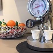 macchina per caffè moderna