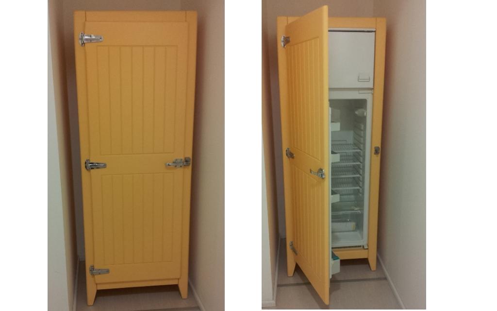 Mobili per frigo design casa creativa e mobili ispiratori - Frigoriferi da incasso ikea ...