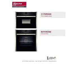 Neff Elettrodomestico  forno multifunzione + forno per cottura a vapore, incasso cucina scontato del -27 %