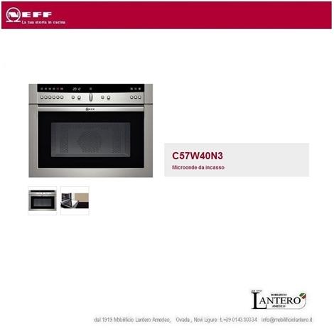 Mobili da cucina di grandi dimensioni: Forno microonde ...