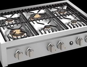 Piano cottura di grande qualità di Steel modello Cooktop 90 SCONTATO