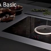 Piano cottura e aspirazione Bora modello Basis BIU. Piano cottura in vetroceramica a induzione con sistema di aspirazione BORA – filtrante