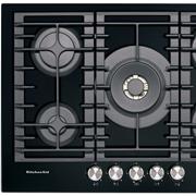 Piano cottura KitchenAid modello KHGD577510. Piano cottura a gas di 77 cm comprensivo di 5 bruciatori.