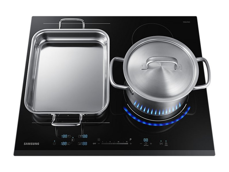 Piano cottura Samsung virtual flame 60 cm a prezzo scontato 23%