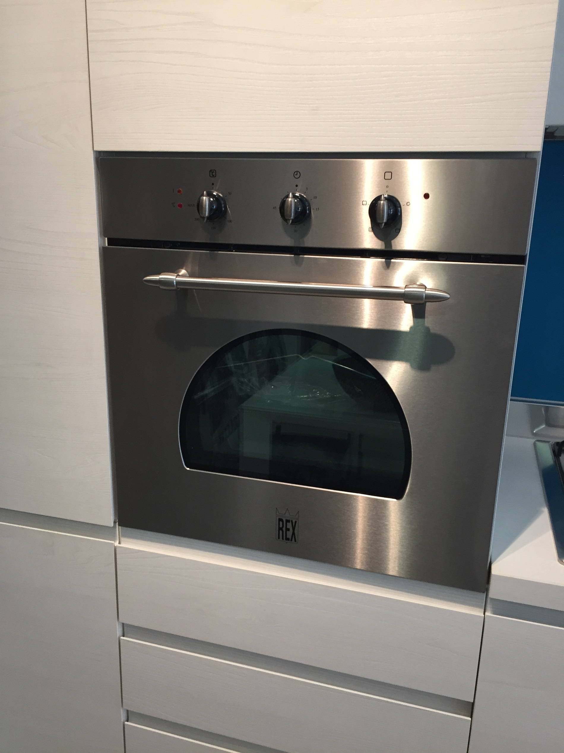 Emejing Forno Rex Electrolux Pictures - acrylicgiftware.us ...